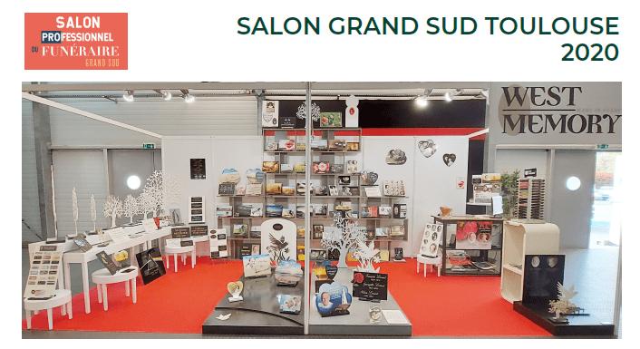 Salon Grand sud 2020 funéraire