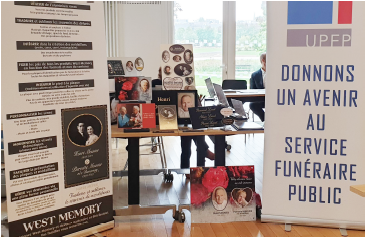 Stand Westmemory UPFR Lorient 2019