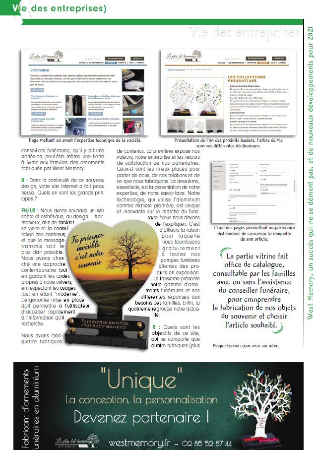 Article résonance Westmemory avril 2021 page 2